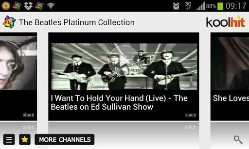 The Beatle Platinum Collection