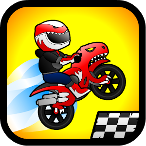 Motocross Saurus for PC and MAC