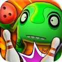 Crazy Monster Bowling icon