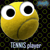 Tennis player licence