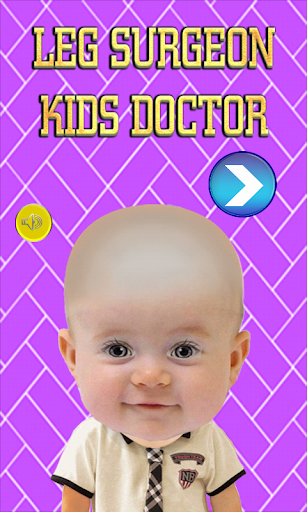 Leg Surgeon - Kids Doctor
