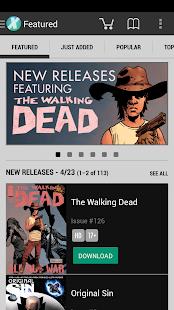 Comics - screenshot thumbnail