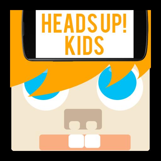 Kids' Trainer for Heads Up! 拼字 App LOGO-APP開箱王
