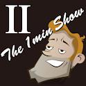 The 1min Show 2 logo