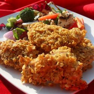 Crunchy Chicken Fingers.