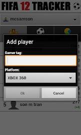 Tracker - for FIFA 12 Screenshot 8