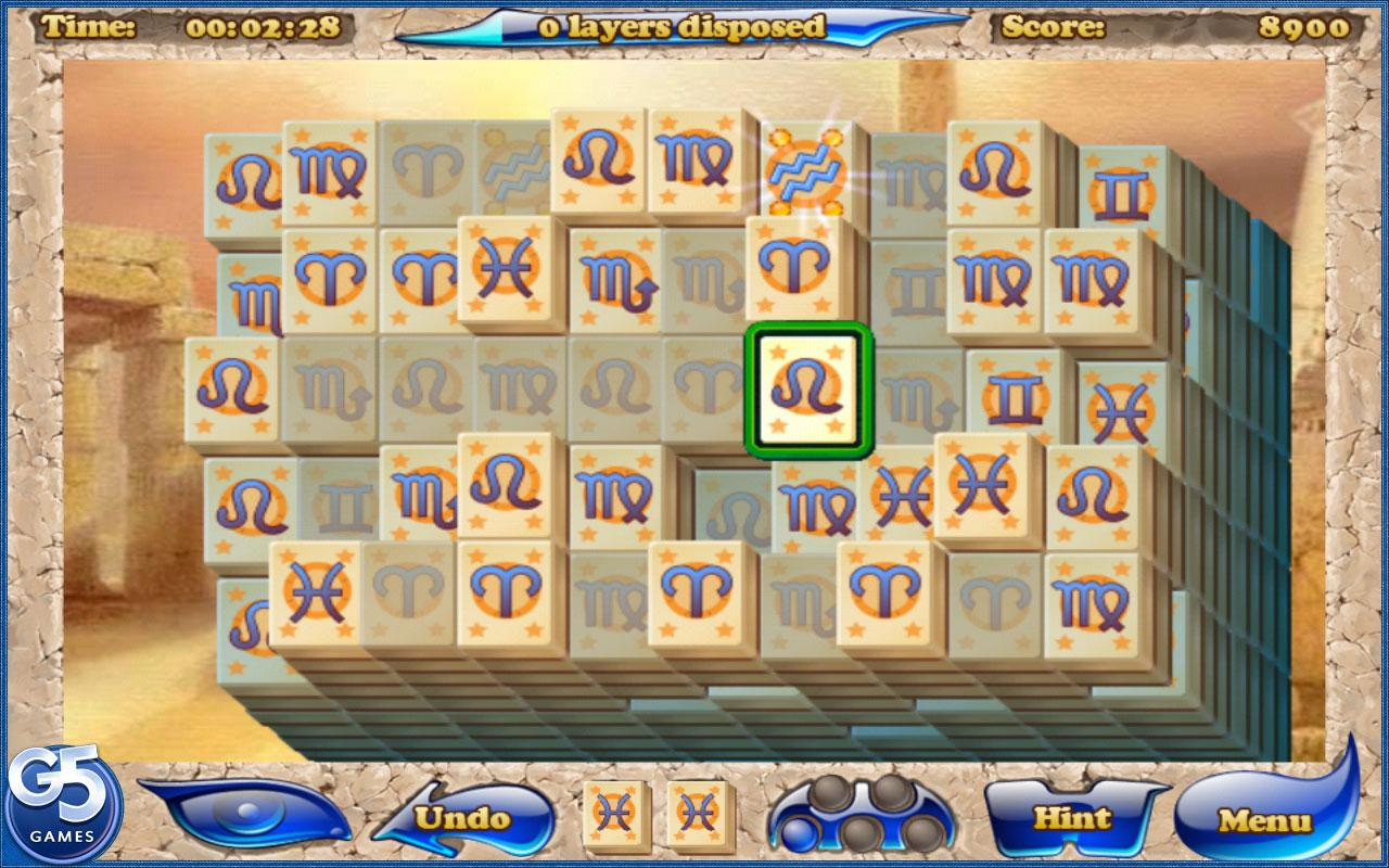 Mahjong Artifacts®- screenshot