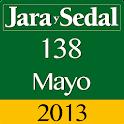 Jara y Sedal 138 Mayo 2013 icon