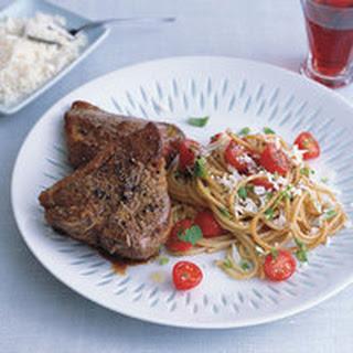 Lamb Chops With Spaghetti Recipes.
