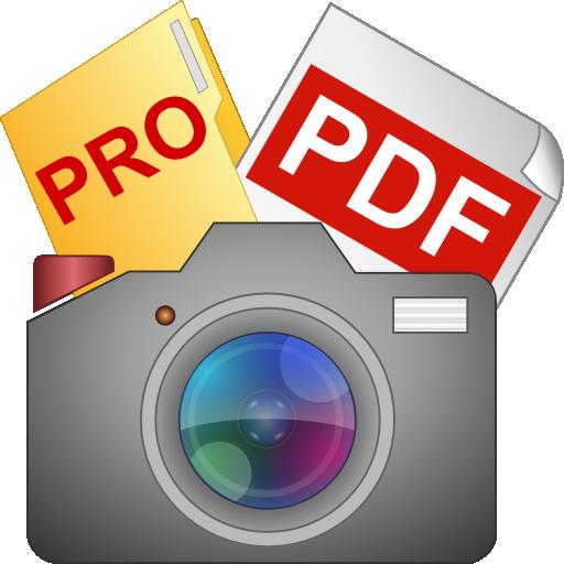 PDF Scanner PRO:Docs scan+ OCR 商業 App LOGO-APP試玩