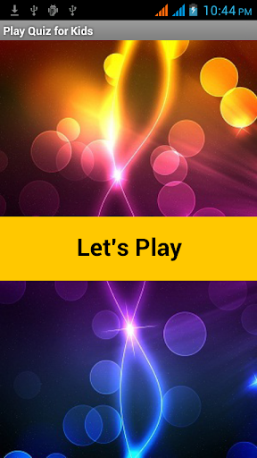 Play Quiz for Kids