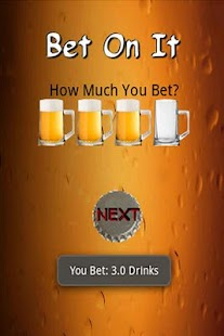 Bet On It (drinking games)- screenshot thumbnail