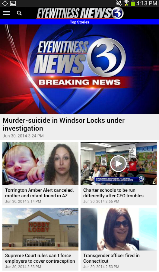 WFSB 3- screenshot