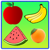 Fruit learning for kids
