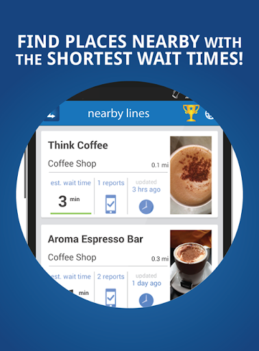 Linesnap - Fast Coffee Lunch