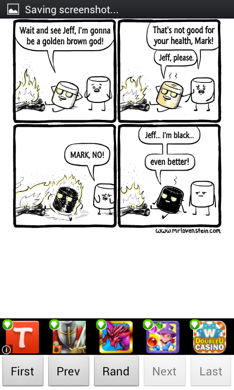 Mr.Lovenstein Browser- screenshot