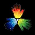 Techno Music C Launcher Theme icon