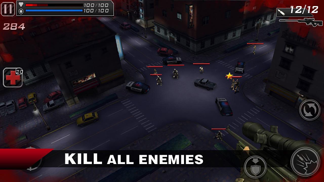 Death Shooter 3D - screenshot