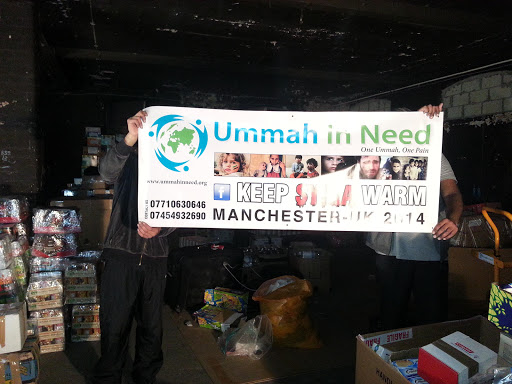 Ummah In Need KSWManchester