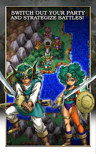 DRAGON QUEST IV - screenshot thumbnail