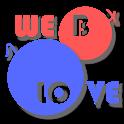 웹러브 – 친구만들기, 인맥관리 logo
