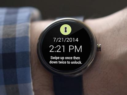 WearLocker - Android Wear Lock