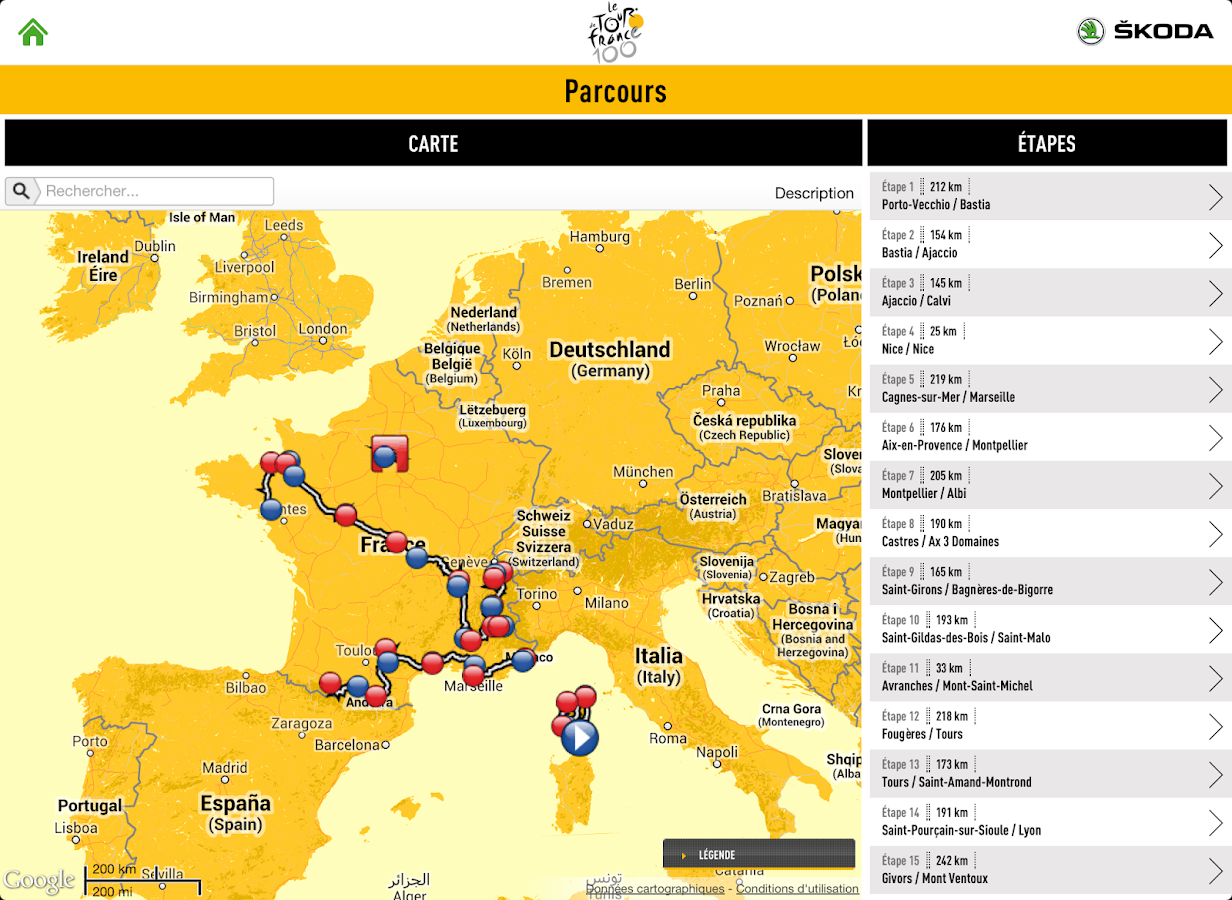 TOUR DE FRANCE 2013 - Free - screenshot