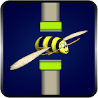 Funny Honey Bee icon