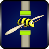 Funny Honey Bee (Flappy Clone)