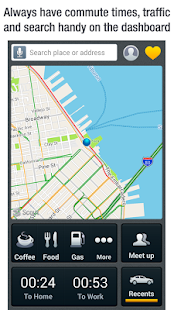 Scout GPS Navigation & Traffic - screenshot thumbnail