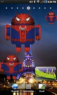 Droid Spider doo-dad