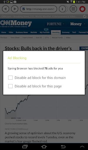 免費下載工具APP|Spring Ad Blocking Browser app開箱文|APP開箱王