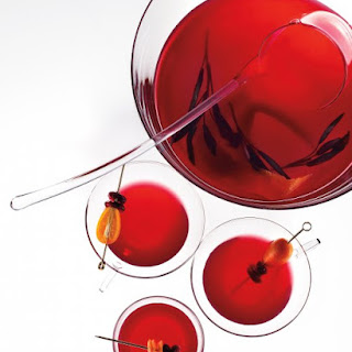 Cranberry Orange Punch.