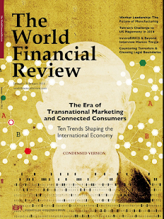 The World Financial Review - screenshot thumbnail
