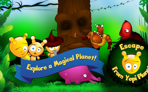 Escape from Yepi Planet для планшетов на Android