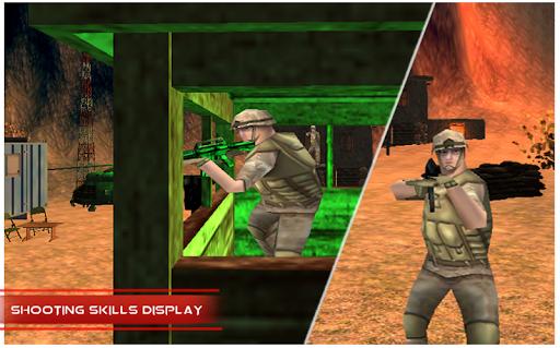 沙漠突擊隊作戰3D