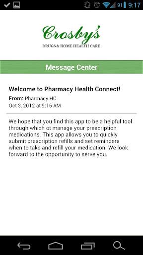 Pharmacy Health Connect