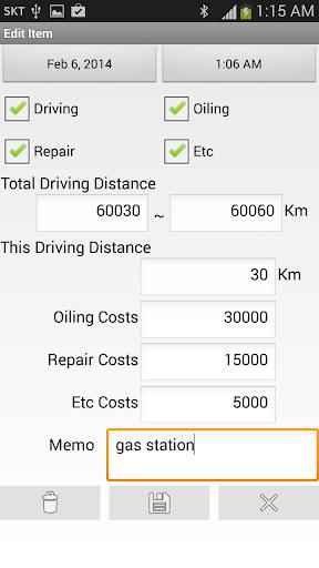 汽車保持日誌(汽車網站,汽車日曆)|玩財經App免費|玩APPs