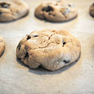 Super-Soft Peanut Butter Chocolate Chip Cookies