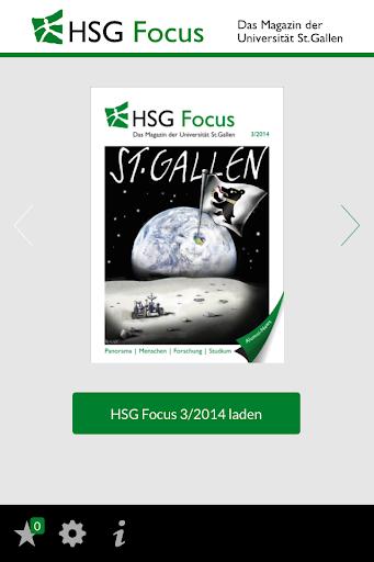 HSG Focus - alte Version