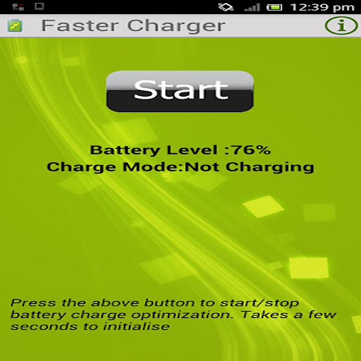 Faster Charger Battery