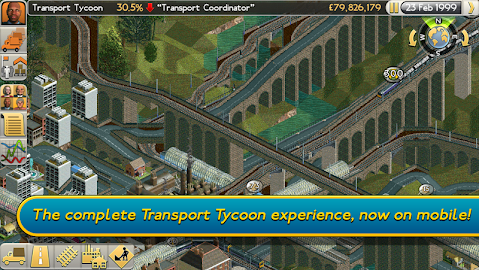 Transport Tycoon Screenshot 1