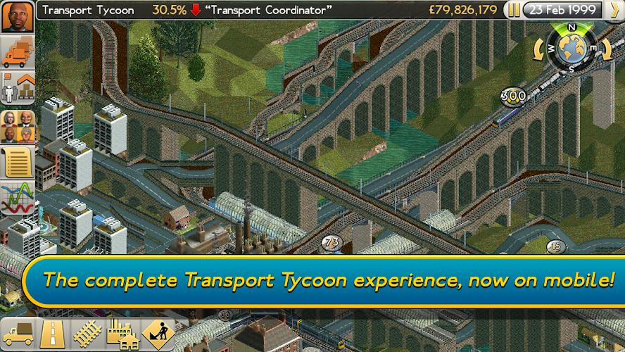 Transport Tycoon- screenshot