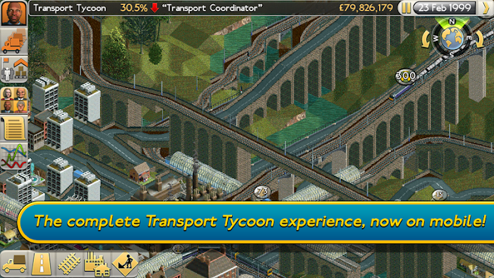 Transport Tycoon- screenshot