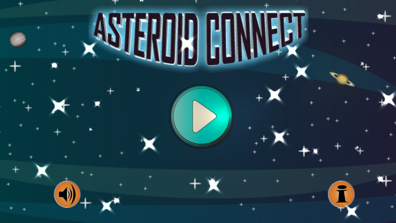 Asteroid Connect - screenshot