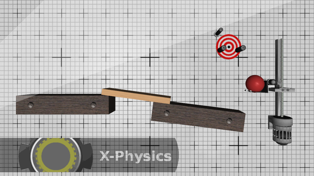 X-Physics FREE - screenshot