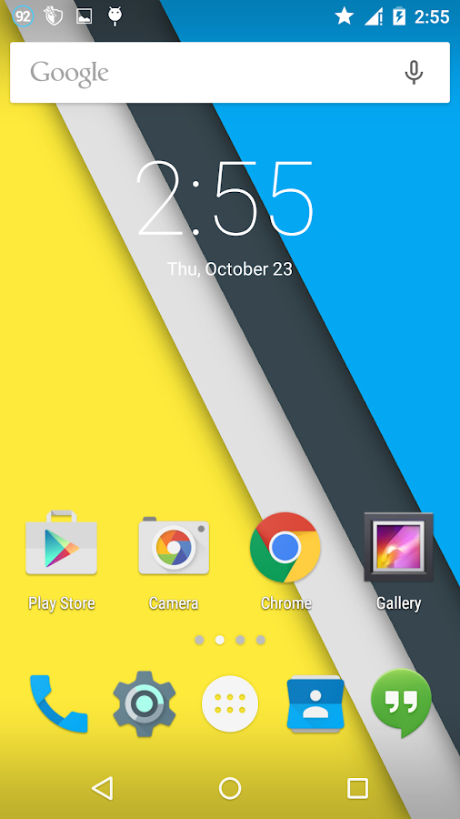 Material Wallpapers(Android M)- screenshot