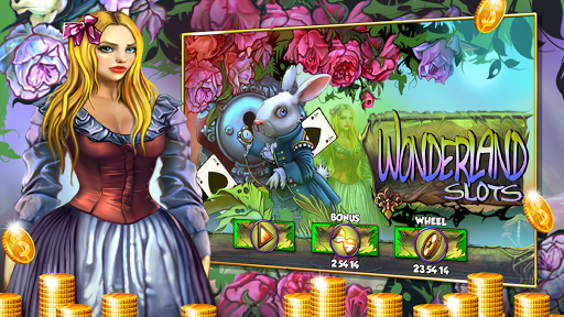 Wonderland Slot Machine - HD