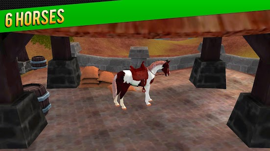 Horse Simulator 3D- screenshot thumbnail