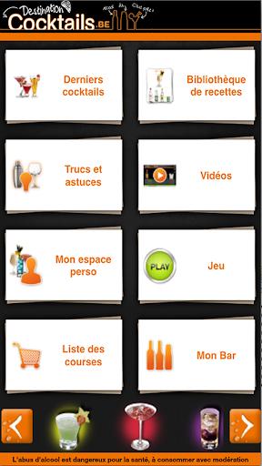 Destination Cocktails Belgique 1.0.1 screenshots 7
